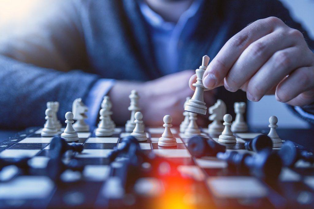 chess, pawn, gameplan