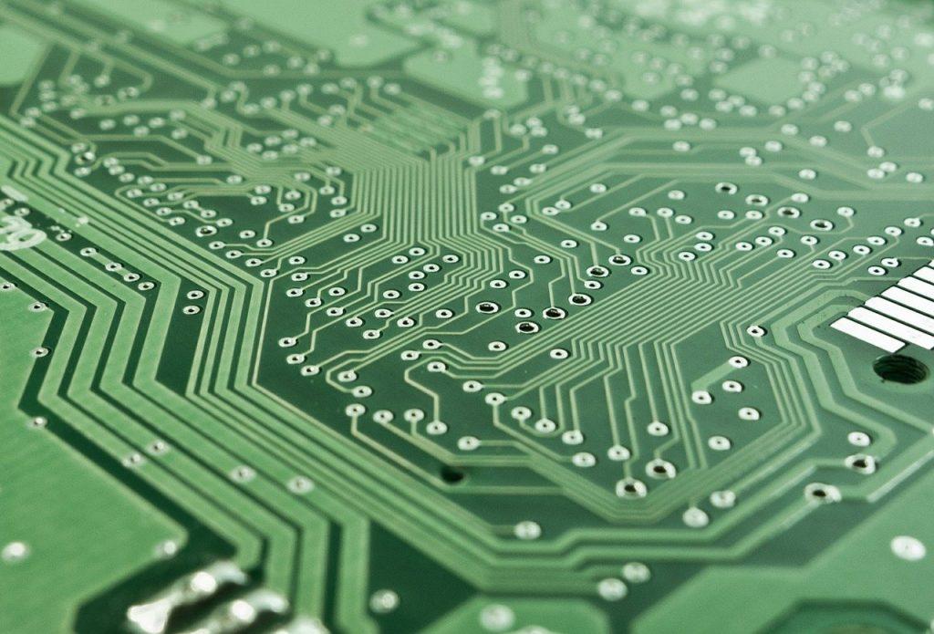 board, electronics, computer