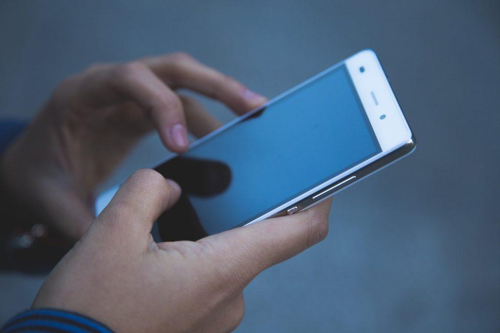 hands, phone, smartphone