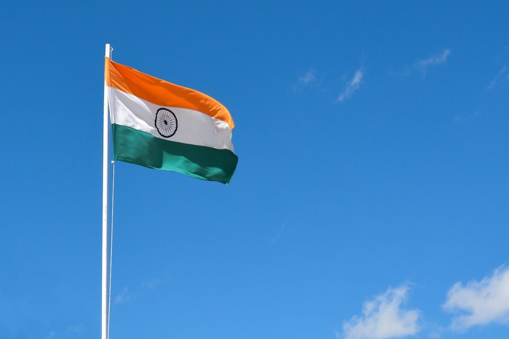 indian flag, tricolor, india